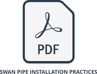 SWAN PIPE INSTALLATION PRACTICES